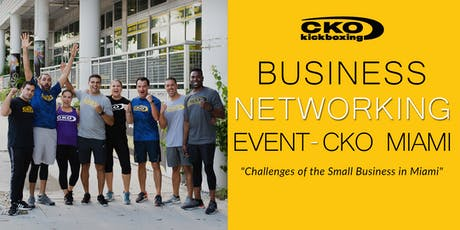 Business Networking: Challenges of the Small Business in Miami tickets