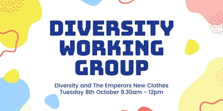 Diversity and 'The Emperors New Clothes' tickets