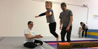 Daddy & Me Action Adventures Preview Class!