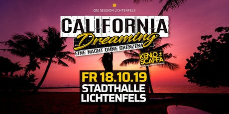 Session Lichtenfels: California Dreaming Tickets