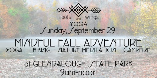 Mindful Fall Adventure