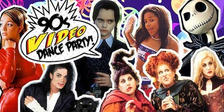 HOCUS POCUS: a SECRET 90s Video Halloween tickets