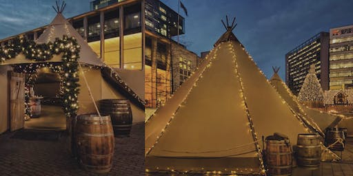 LULULEMON X THE OAST HOUSE - TEEPEE MASS YOGA
