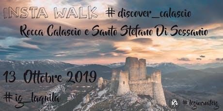 Insta walk Rocca Calascio e Santo Stefano di Sessanio tickets