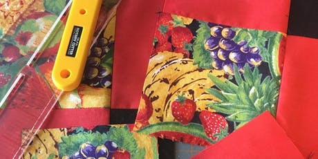 Intro to Quilting tickets