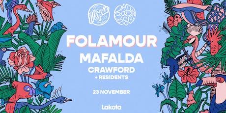 Utopia & Dad Bod Boogie  Present: Folamour | Mafalda tickets