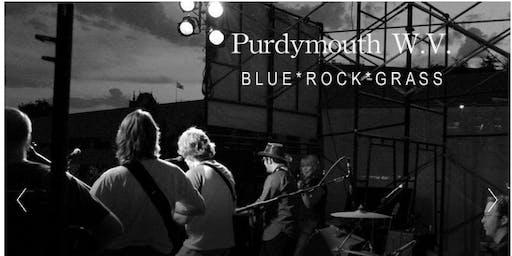 A Night With Jim Bone & Purdymouth W.V.