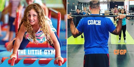 Free HIIT Class for Adults/Open Gym for Kids
