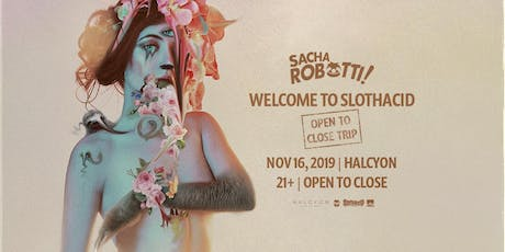 Sacha Robotti tickets
