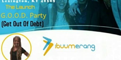 Ibüümerang: The Launch G.O.O.D Party Roadtrip