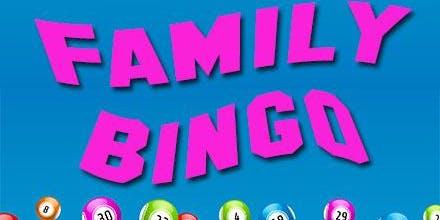 SPARC Family Bingo