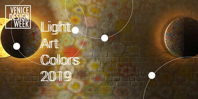 Premiazione Concorso Light Art and Colors