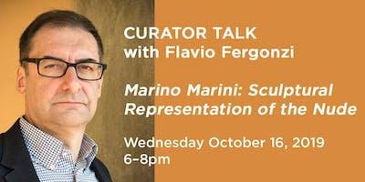 Curator+Talk+with+Flavio+Fergonzi%2C+%22Marino+Ma