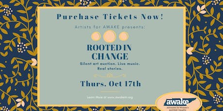 Artists for AWAKE 2019 - Rooted in Change tickets