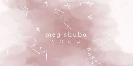 Intro to Meditation & Sound Bath with Meg Shuba tickets