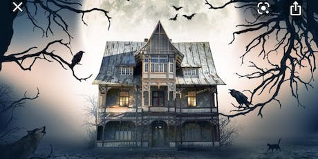 Haunted House Photoshoot Party tickets
