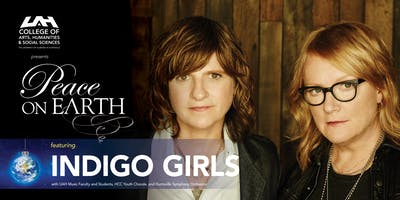 Peace on Earth: A Holiday Spectacular with Indigo Girls