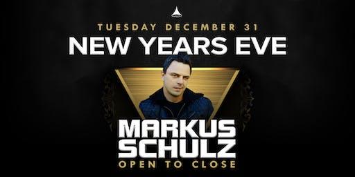 NYE2020: Markus Schulz - Open to Close