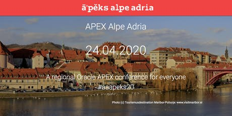 APEX Alpe Adria 2020 tickets
