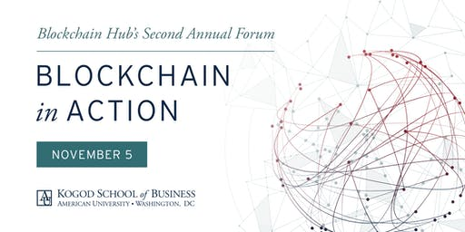 2nd Blockchain Forum