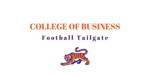 College of Business Faculty and Staff Football Tailgate