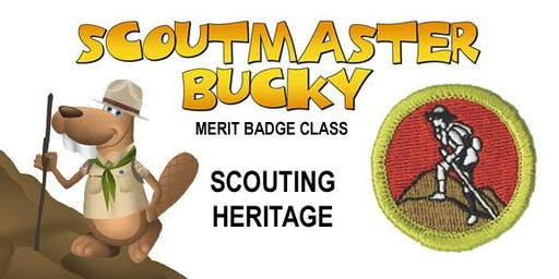 Scouting Heritage Merit Badge - 2019-12-21 - Saturday PM - Scouts BSA