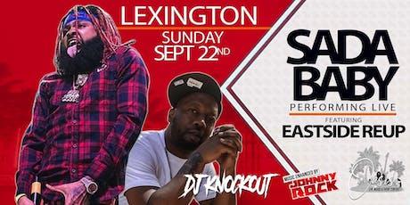 #SADAONSUNDAY Sada Baby Performing Live - Lexington tickets