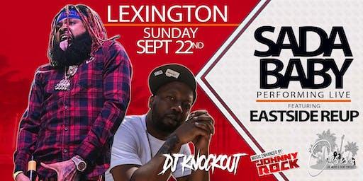 #SADAONSUNDAY Sada Baby Performing Live - Lexington