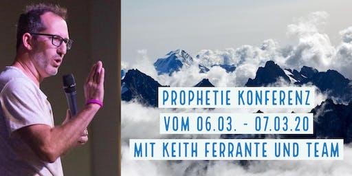 Prophetie Konferenz mit Keith Ferrante