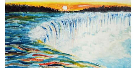 Paint Nite - Niagara Falls Sunset tickets