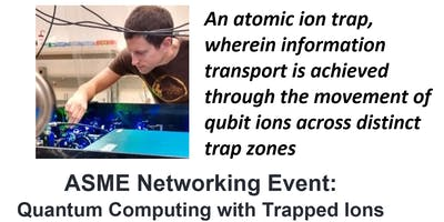 Monthly Meet & Eat: Quantum Computing