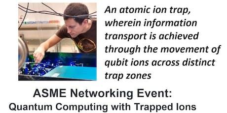 Monthly Meet & Eat: Quantum Computing tickets