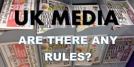 UK Media - Are there any Rules? - A talk by Adam Levick of CAMERA's UK Media Watch