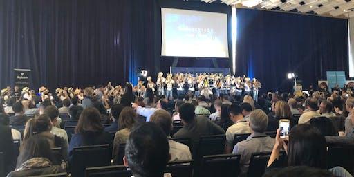 Berkeley SkyDeck Campus Networking Event