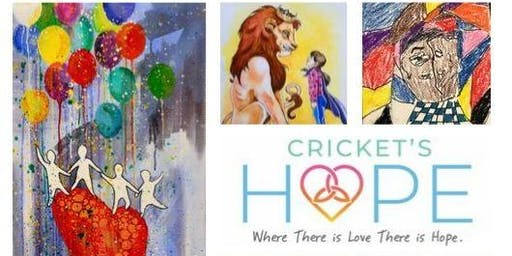 The Art of Hope- Art Restores Kids Exhibit
