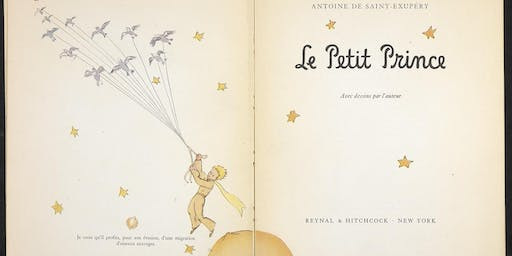 The Little Prince Literary Tea