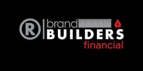Brand Builders: Financial Industry tickets