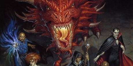 D&D at The Shaftesbury Tavern tickets