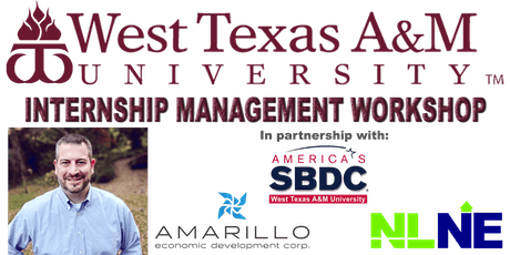 WTAMU Internship Management Workshop tickets