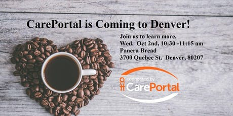 CarePortal Coffee - Come Learn More! tickets