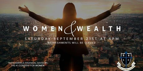 Womens & Wealth Event tickets