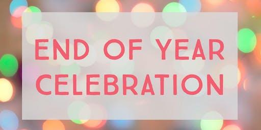 December End of Year Celebration