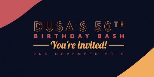 DUSA's 50th Anniversary