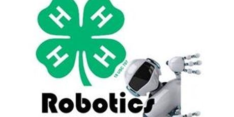 Clay County 4-H Robotics Workshop tickets