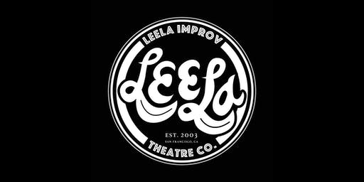 Monday Night Drop-In Improv Class