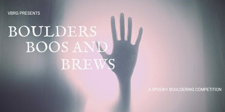 Boulders, Boos, and Brews tickets