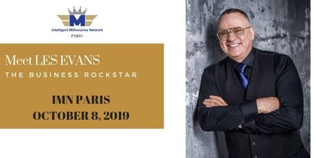 IMN PARIS Event of October : Meet Les Evans tickets