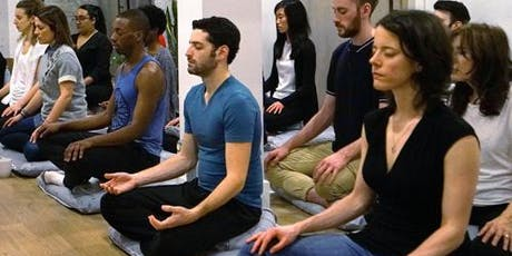 Soulful Meditation Introductory Session tickets