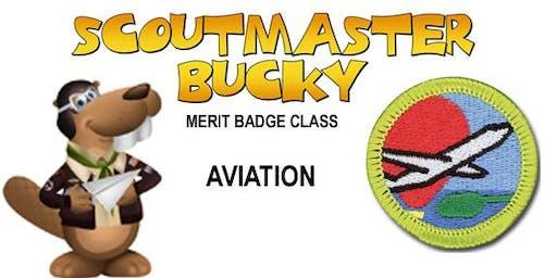 Aviation Merit Badge - 2020-01-04 - Saturday AM - Scouts BSA