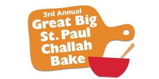Great Big St. Paul Challah Bake 2019